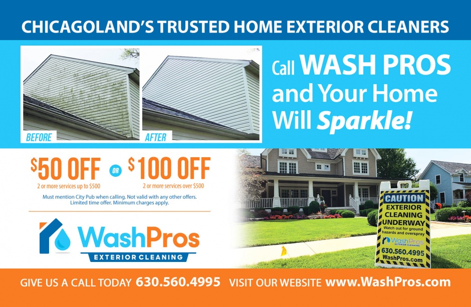 Wash Pros (Exterior Cleaning)