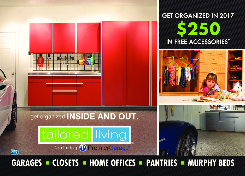 Tailored Living & Premier Garages