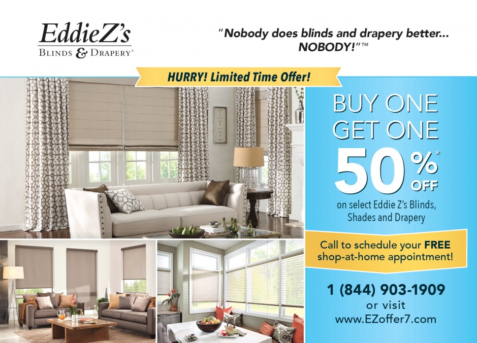Eddie Z's Blinds & Drapery - West