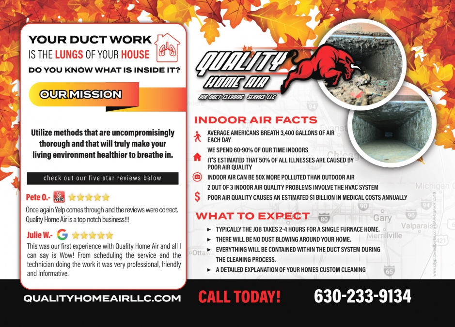 Quality Home Air (Air Duct Cleaning)