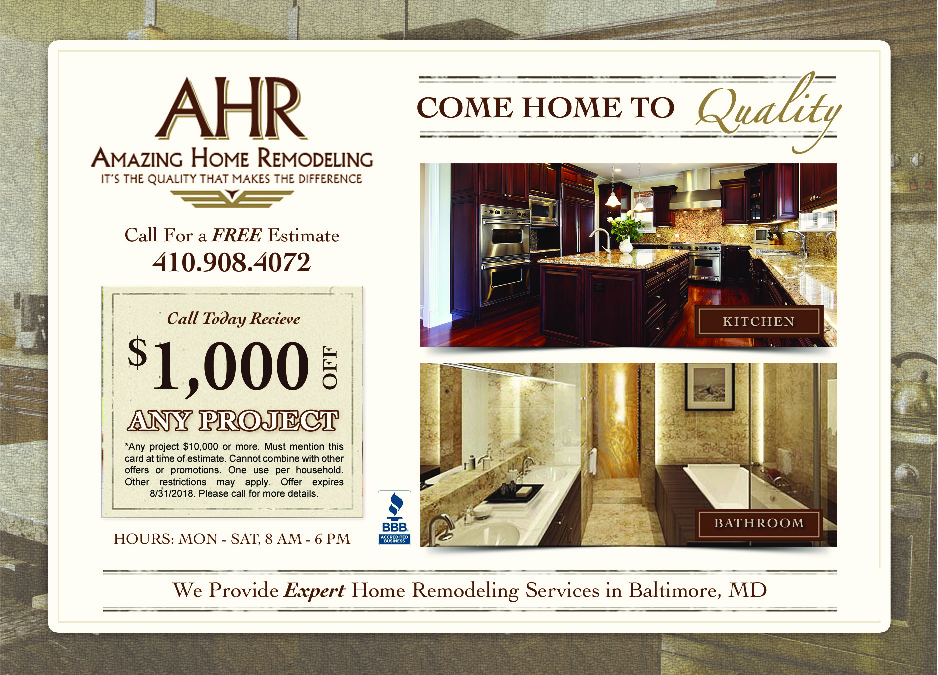 Amazing Home Remodeling