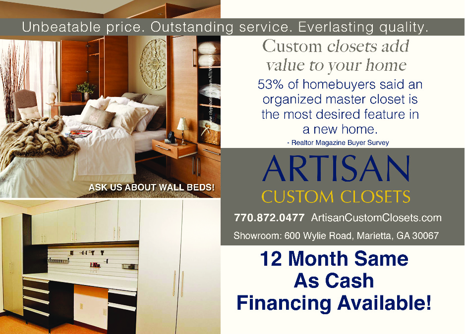 Artisan Custom Closets
