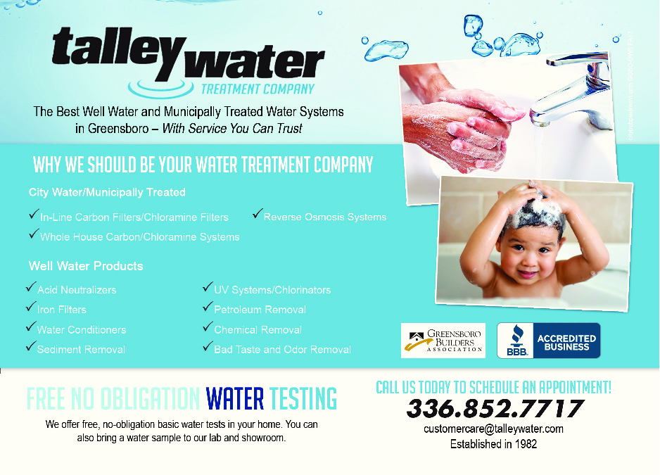 Talley Water