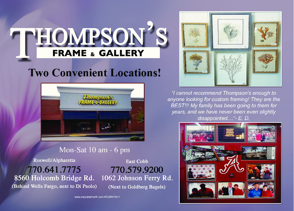 Thompson's Frame & Gallery
