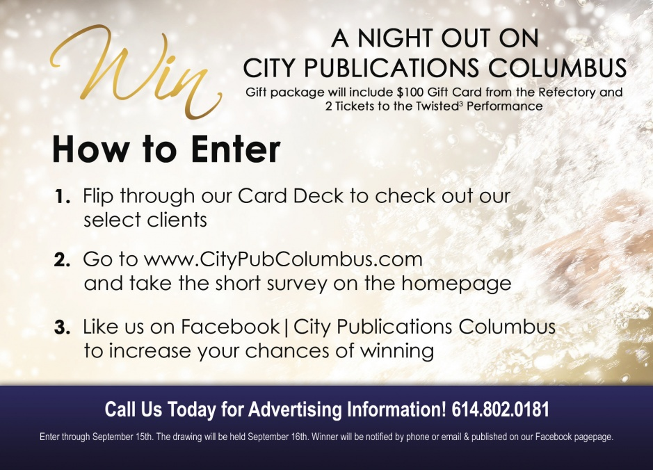 City Publications Columbus - Cover