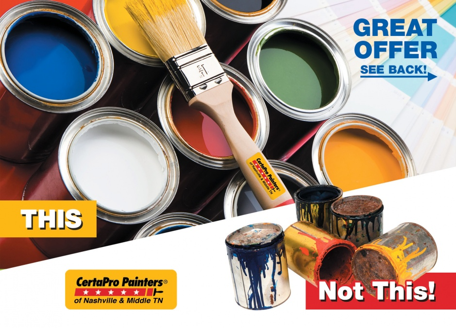 CertaPro Painters of Nashville & Middle TN