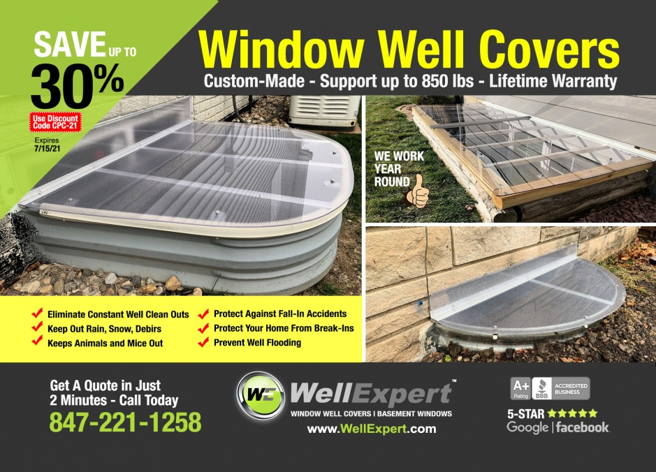 Well Expert (window well covers)