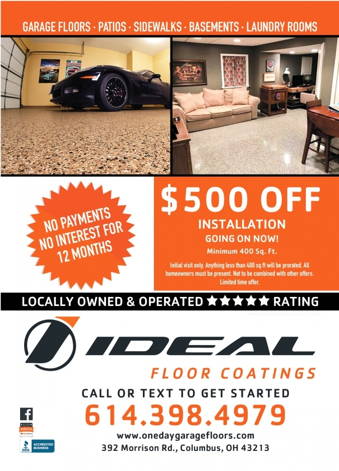 Ideal Floor Coating