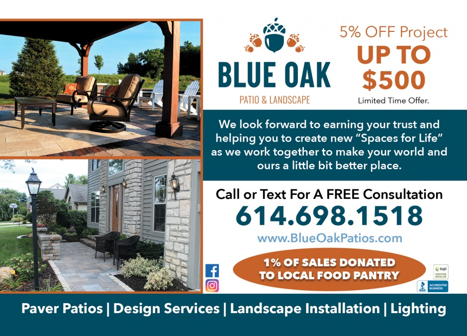 Blue Oak Patio & Landscape