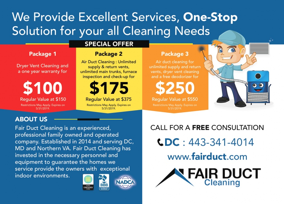 Fair Duct Cleaning