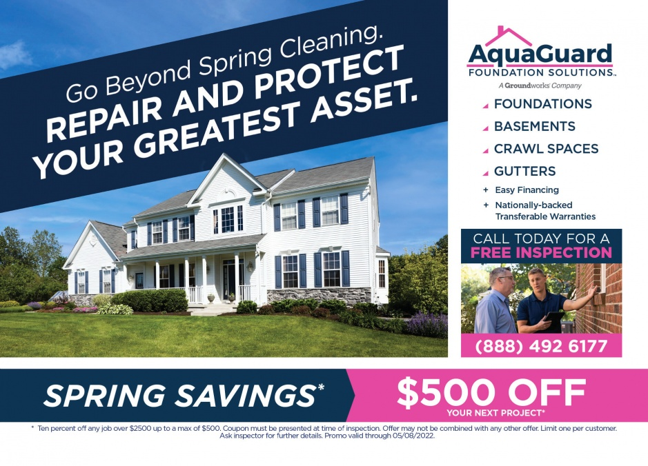AquaGuard - Roofing and Gutters