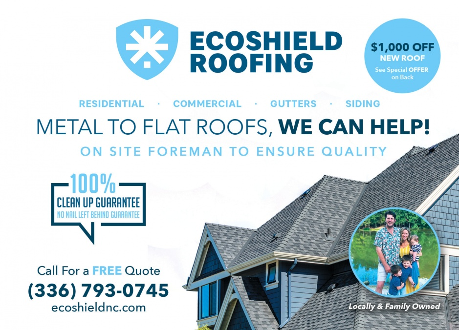 EcoShield Roofing Solutions