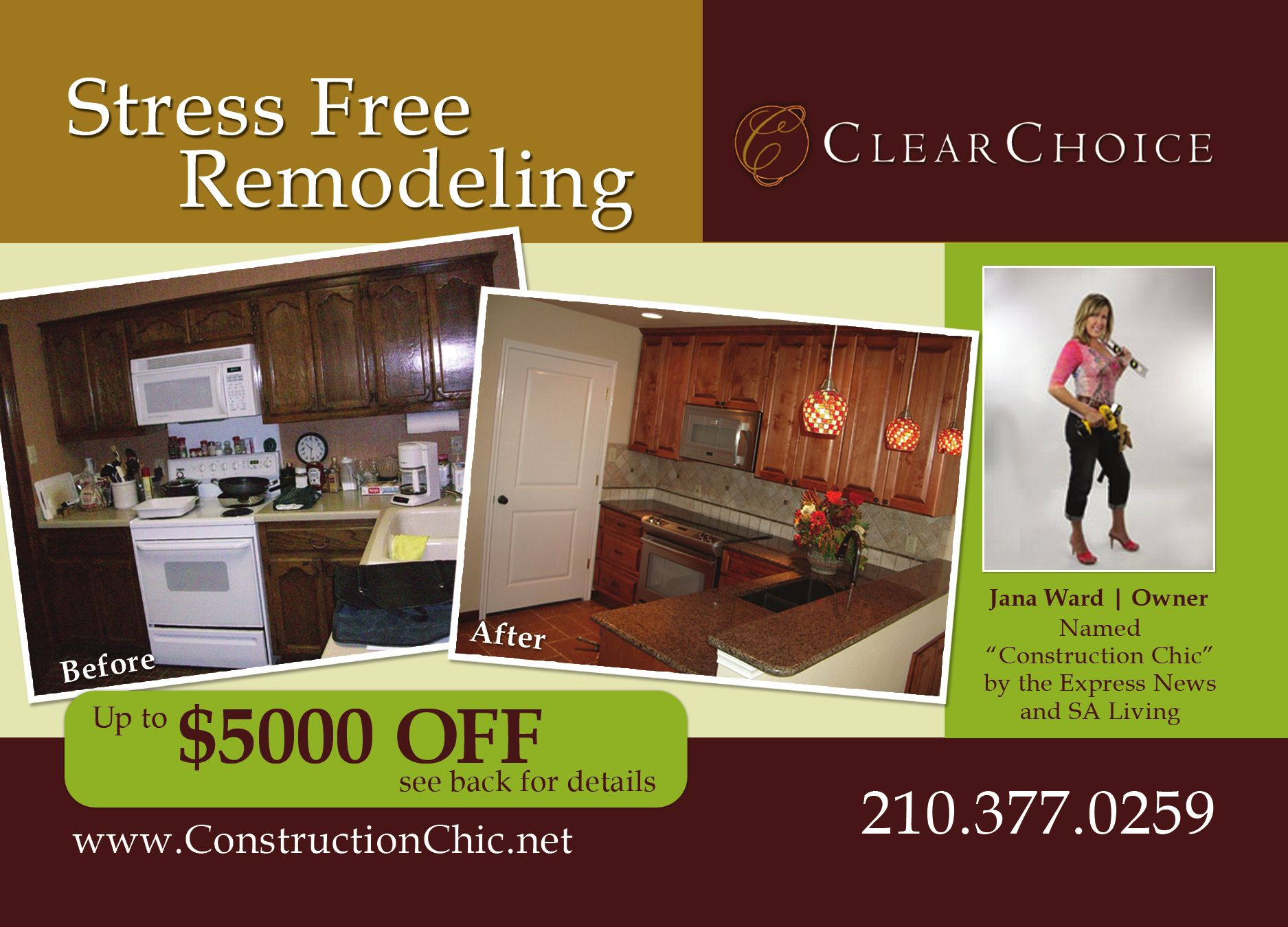 Clear Choice Flooring & Design
