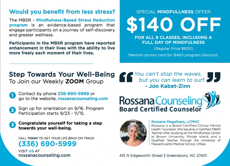 Rossana Counseling