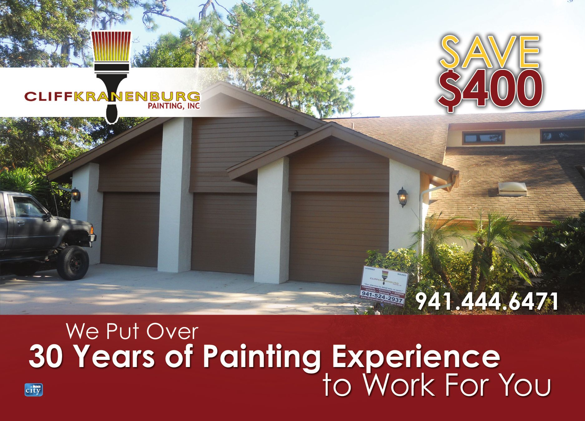 Cliff Kranenburg Painting, Inc.