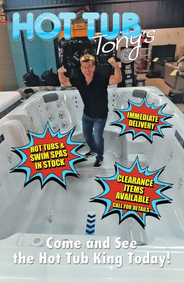 Hot Tub Tony's