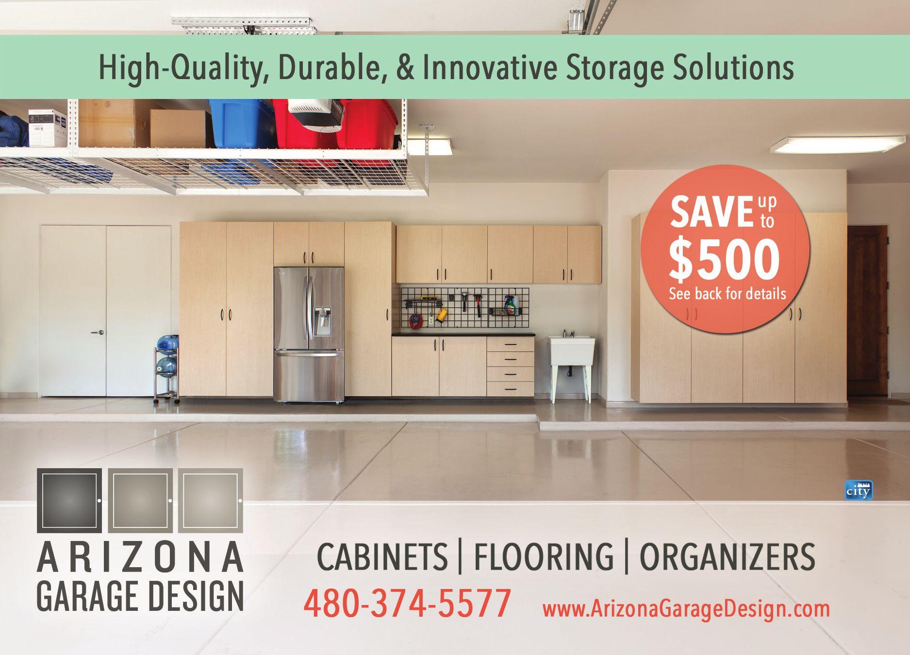 arizona garage design