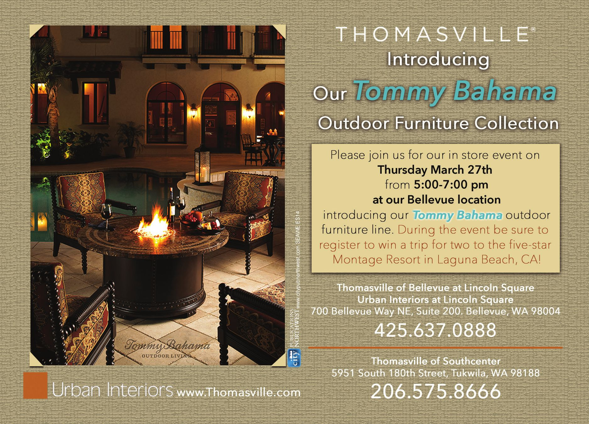 Thomasville Furniture Stores