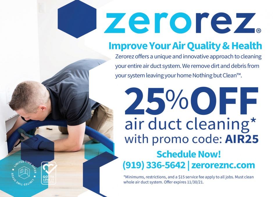 Zerorez Carpet Cleaning