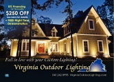 Virginia Outdoor Lighting