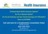 Healthcare Solutions Team (Health Insurance)