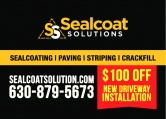 Sealcoat Solutions