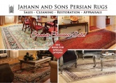 Jahann and Sons Persian Rugs