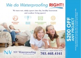 NV Waterproofing