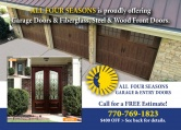 All Four Seasons Entry Doors