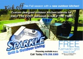 Sparkle Grill & Outdoor Living