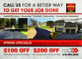 Michael's Paving Contractor