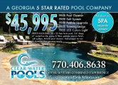 Clear Water Pools, LLC.