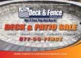 The Deck and Fence Company