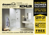 Dreamstyle Showers and Baths