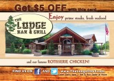 The Lodge Bar & Grill (Restaurant)