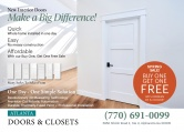 Atlanta Doors & Closets