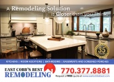 East Cobb's Best Remodeling