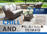 The Mad Hatter - Outdoor Kitchens and Fireplaces