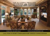 Ian & Linda Phillips Interior Design