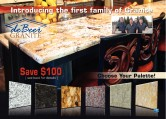De Beer Granite & Marble Inc.