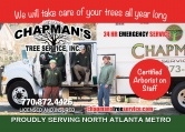 Chapman's Tree Service, Inc.