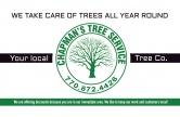 Chapman's Tree Service, Inc.