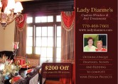 Lady Dianne's Custom Window & Bed Treatments