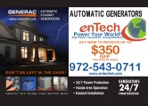 Entech Electronics (Generators)