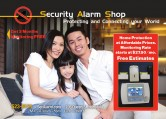 Security Alarm Shop