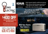 Vons Electric (Generators)