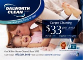 Dalworth Clean (Carpet, Floors, Upholstery, More)