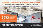 Prestige Grout & Tile
