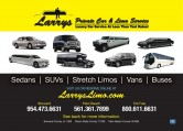Larry's Private Car and Limo Service