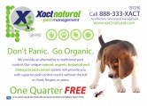 Xact Natural Pest Management